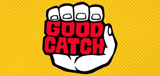 Good Catch Story Post