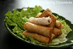 Cha Gio (Vietnamese Egg Rolls) 2