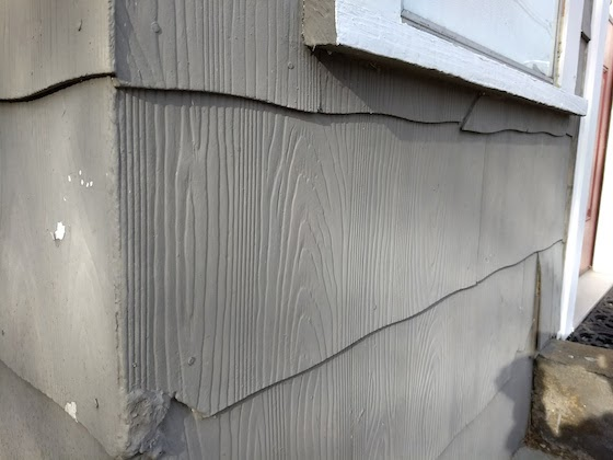 Marcus Callaway Blog Fiber Cement Siding Panels