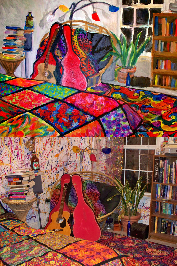 Hippie Bedroom Tumblr