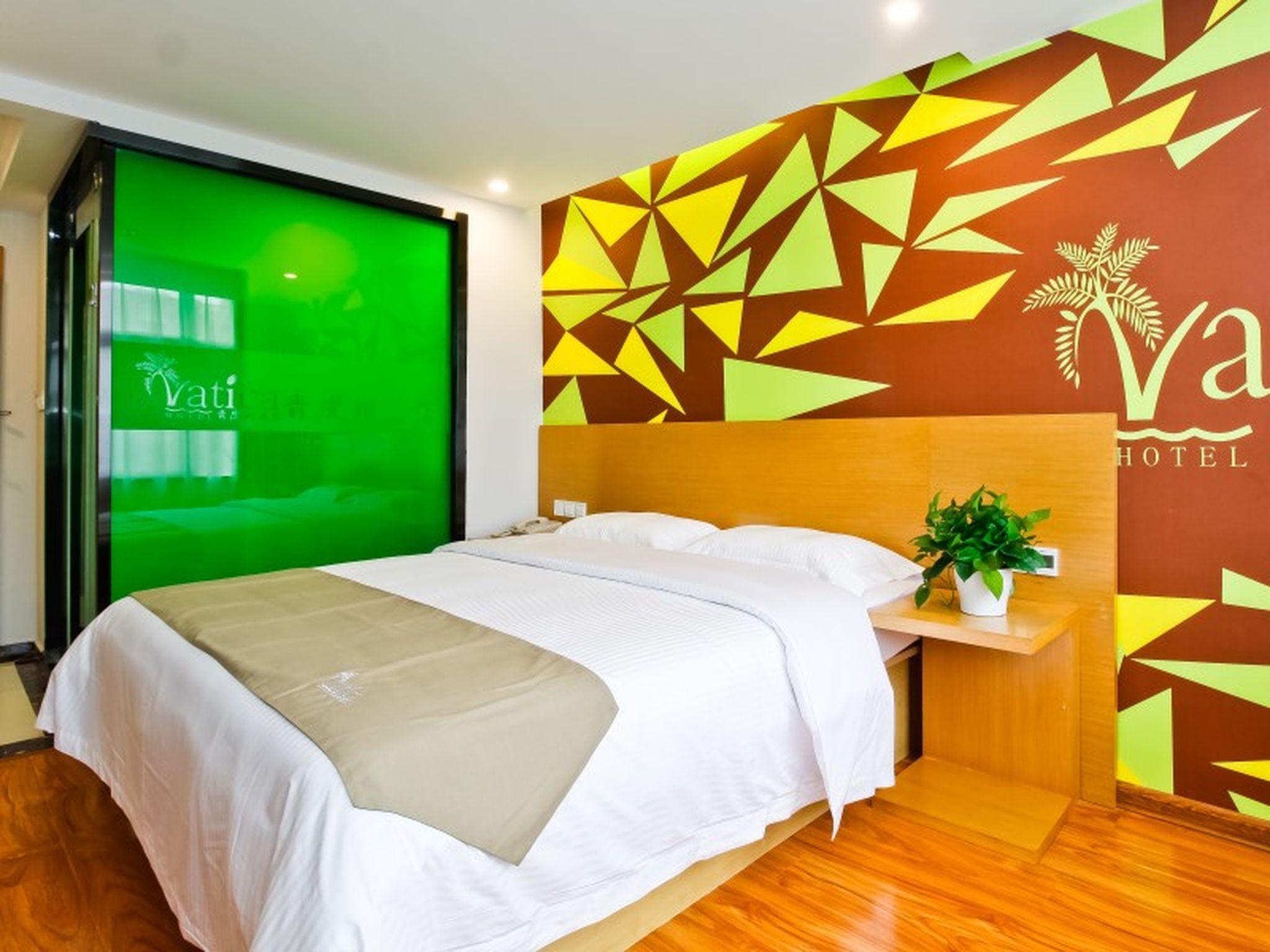 Review Vatica Hefei Yaohai District Linquan Road Anhui Big Market Hotel