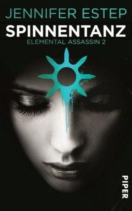 Spinnentanz / Elemental Assassin Bd.2 - Estep, Jennifer