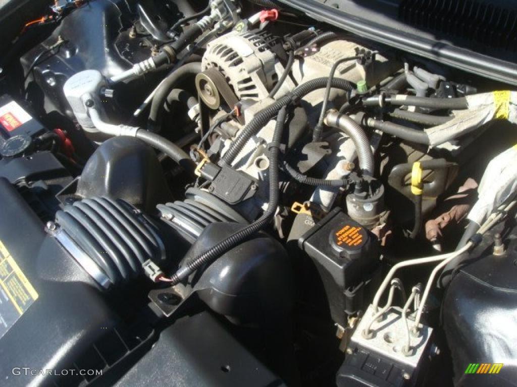 1998 Chevrolet Camaro Coupe 3.8 Liter OHV 12-Valve V6 ...