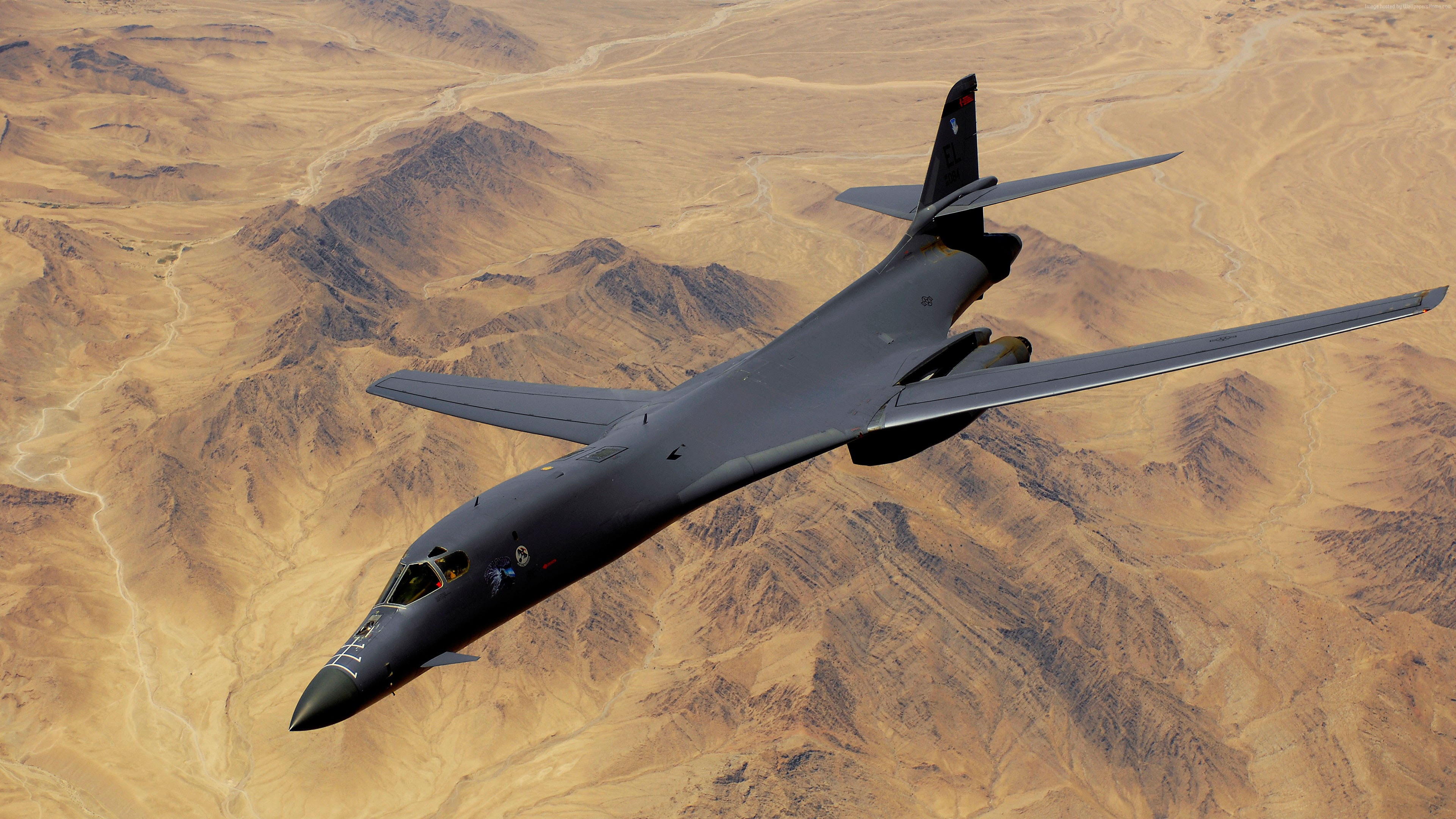 War: US Sends 'Deadly' Supersonic Bombers Over South Korea
