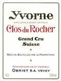 Clos du Rocher Grand Cru suisse