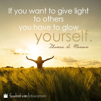 Quotes About Light Shining On You 25 Quotes