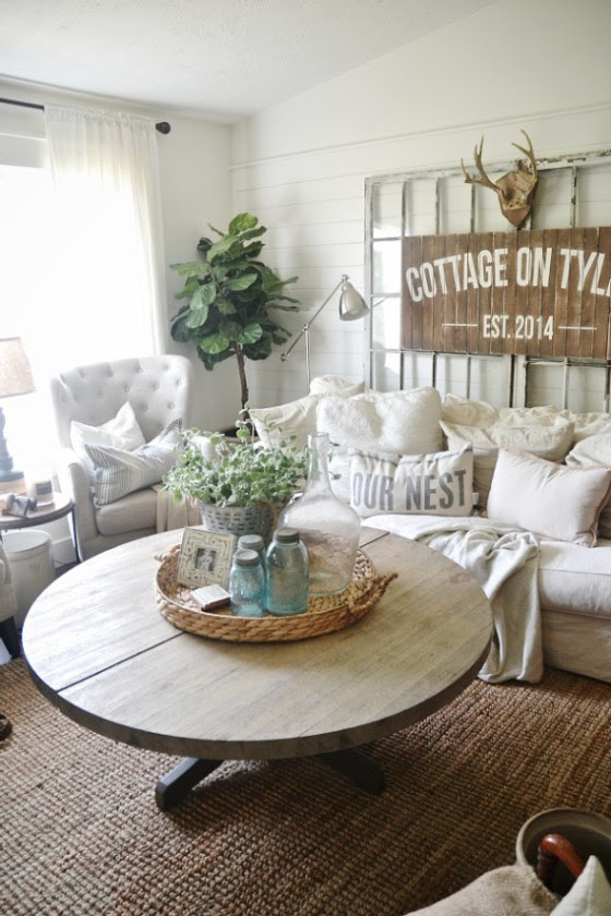Liz Marie Living Room