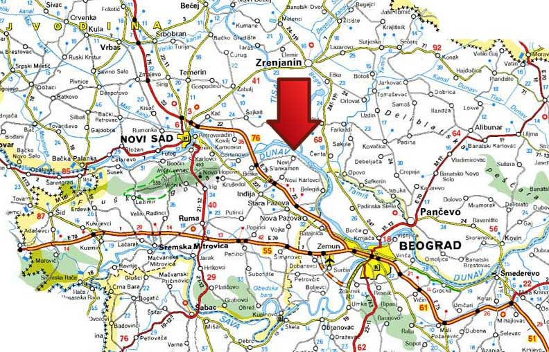 mapa srbije karta Prom Hairstyles: mapa srbije mapa srbije karta