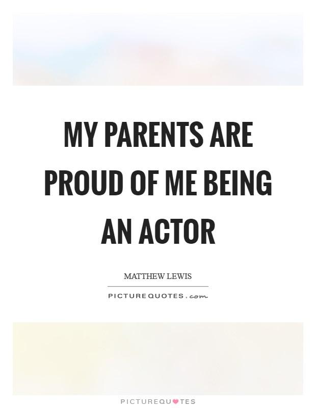 Proud Parents Quotes Sayings Proud Parents Picture Quotes