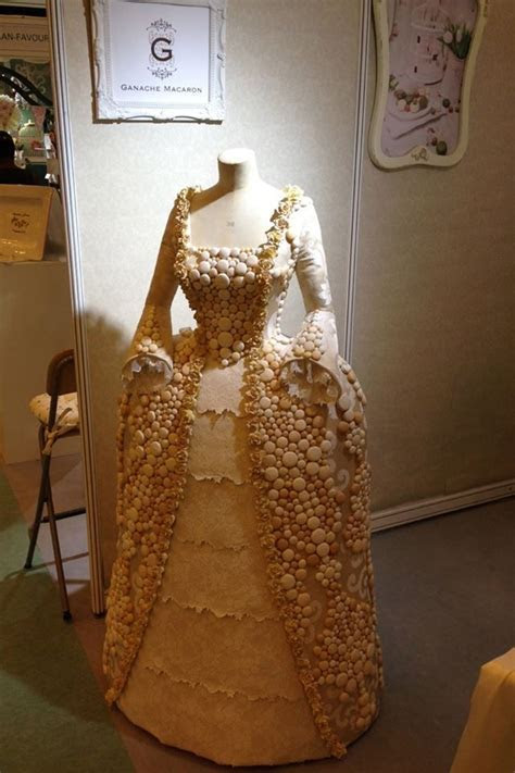 Stunning macaron dress!