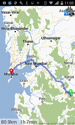 3d Maps Of Mumbai Gps Navigation App For Android