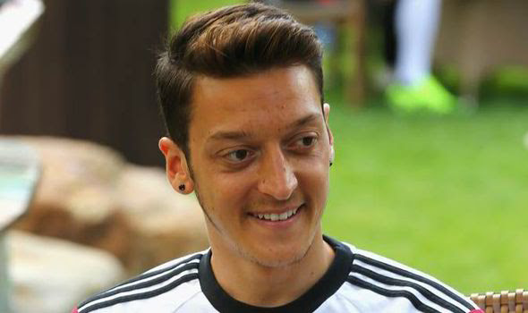 Mesut Ozil wants to emulate Germany's World Cup legends ...