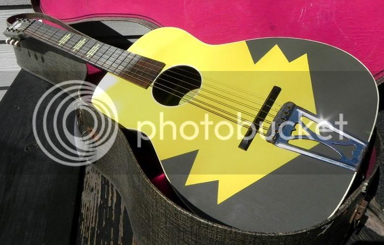 guitar blog grab your sunglasses 1955 harmony stella sundale acoustic guitar. Black Bedroom Furniture Sets. Home Design Ideas