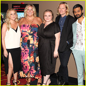 Amy Schumer Hosts 'Patti Cake$' Screening With Danielle Macdonald & Cast