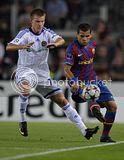 FC Barcelona vs Dynamo Kiev Pics