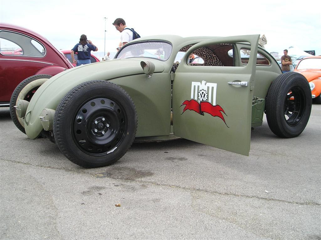 Volkswagen Beetle / Bug Military Rat Rod | Car For Sale Today