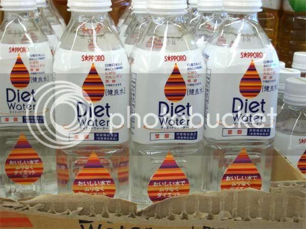 Minumanan ringan di diklaim memiliki kalori separuh dari kalori biasa