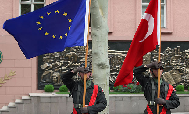 ΕΕ-Τουρκία: Εξέτασαν ακόμα και διακοπή κάθε σχέσης!