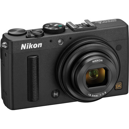 Nikon COOLPIX A Digital Camera