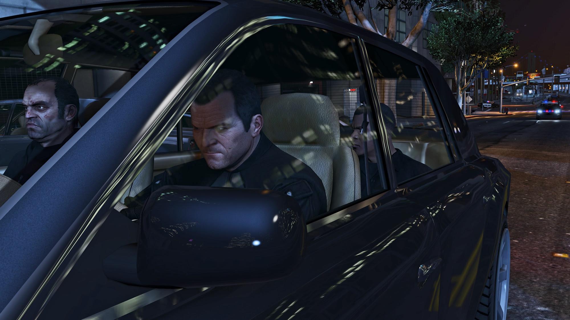 Rockstar libera 15 Novas Imagens de GTA V Pará PC [galeria]