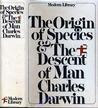 The Origin of Species/The Descent of Man (Modern Library)