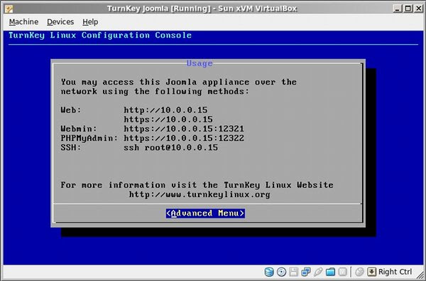 TurnKey Linux is an Ubuntu-based virtual appliance library that
