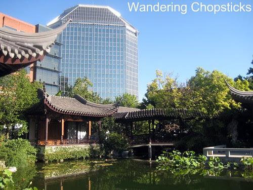 Day 4.12 Lan Su Chinese Garden (Portland Classical Chinese Garden) - Portland - Oregon 16