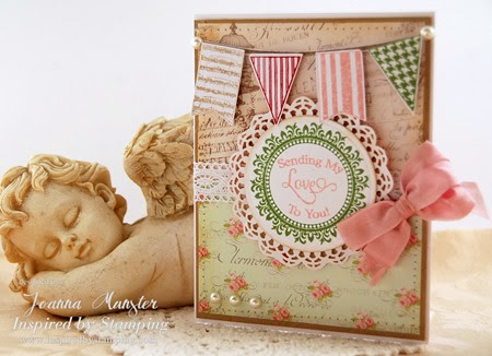 Inspired by Stamping Whimsical Banners, Fancy Circles and Trendy Circle Sentiments