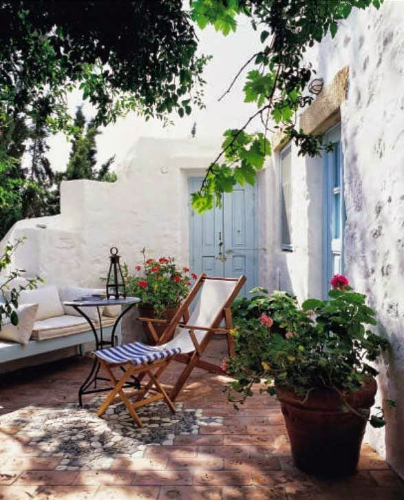 inspirational outdoor spaces/lulu klein