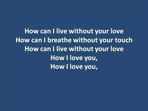 Eben - Jesus How I Love You (Live) Lyrics