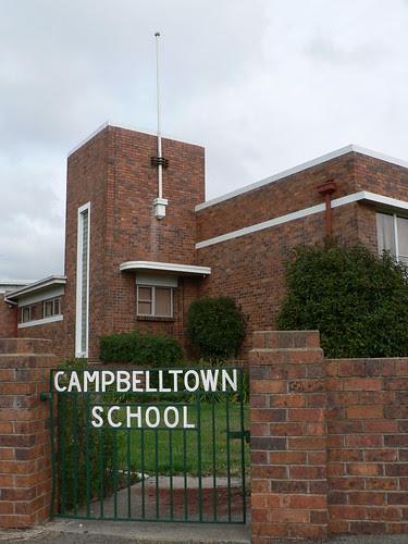 Campbell Town School, Tasmania