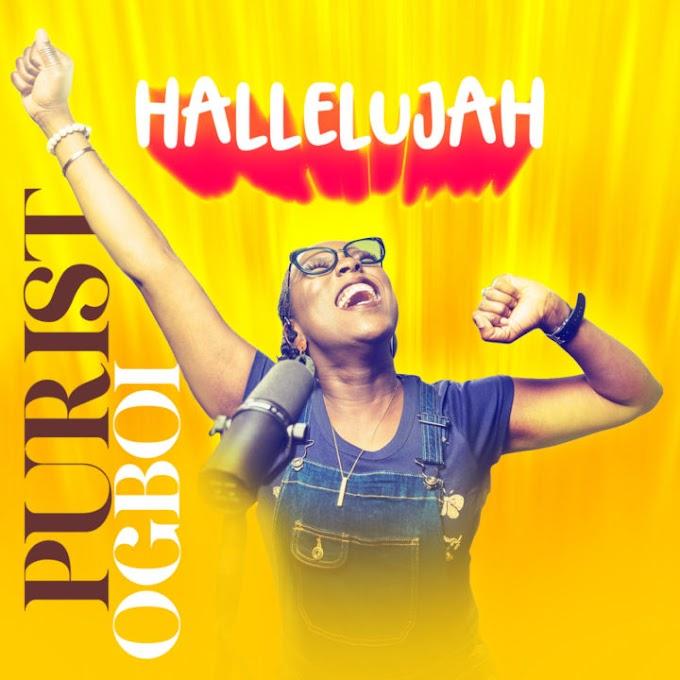 "Purist Ogboi Returns With Praise Single, ""Hallelujah"""
