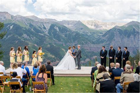 Telluride Colorado Wedding   Mountain Wedding   Colorado