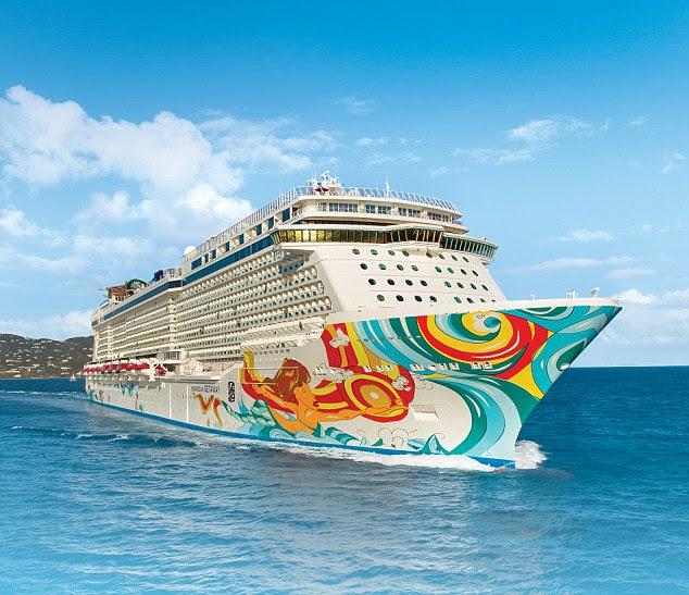 Norwegian Getaway Cruise Video