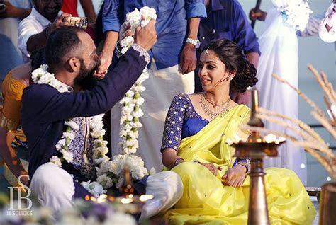 Malayalam Actress Gauthami Nair Wedding Photos   Kerala