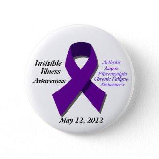 Awareness Day Button