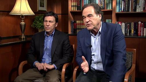 "Oliver Stone και Peter Kuznick στο RT: ""Ο Μεγάλος Αδελφός βρίσκεται ήδη παντού"""