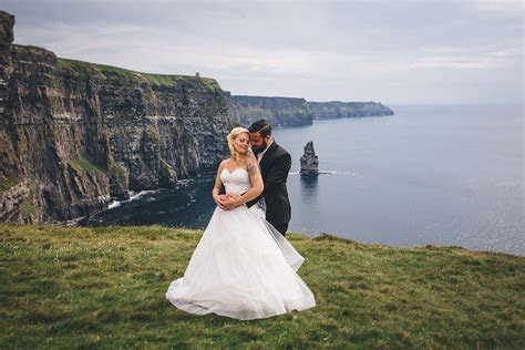 Beautiful Doolin Elopement   Kaitlin & John   Michellebg