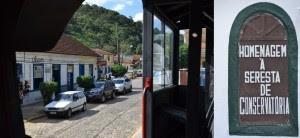 TRIPS: Conservatória-RJ: De Volta ao Tempo das Serestas e do Ciclo do Café