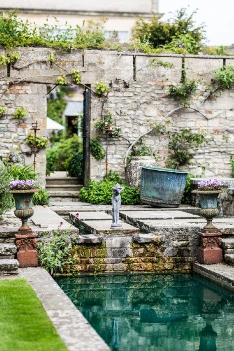 Castle Combe Garden Wedding Venue in the Cotswolds