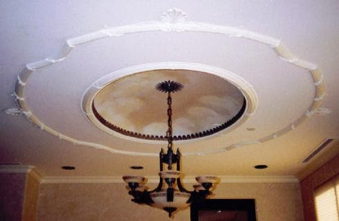 SMS Studio Composition Ornament and Pargework Style Ceilings