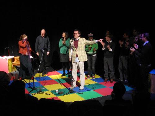 Encyclopedia Show Feb. 4 2009