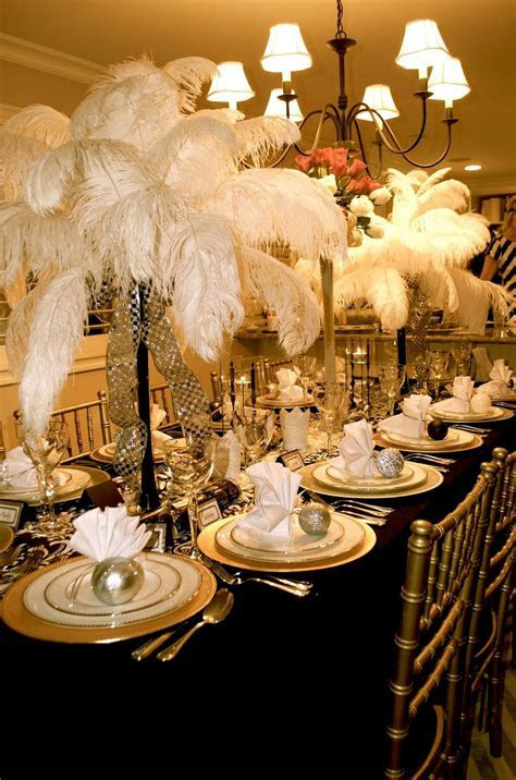 Great Gatsby Part II The Dress and Decorations   21