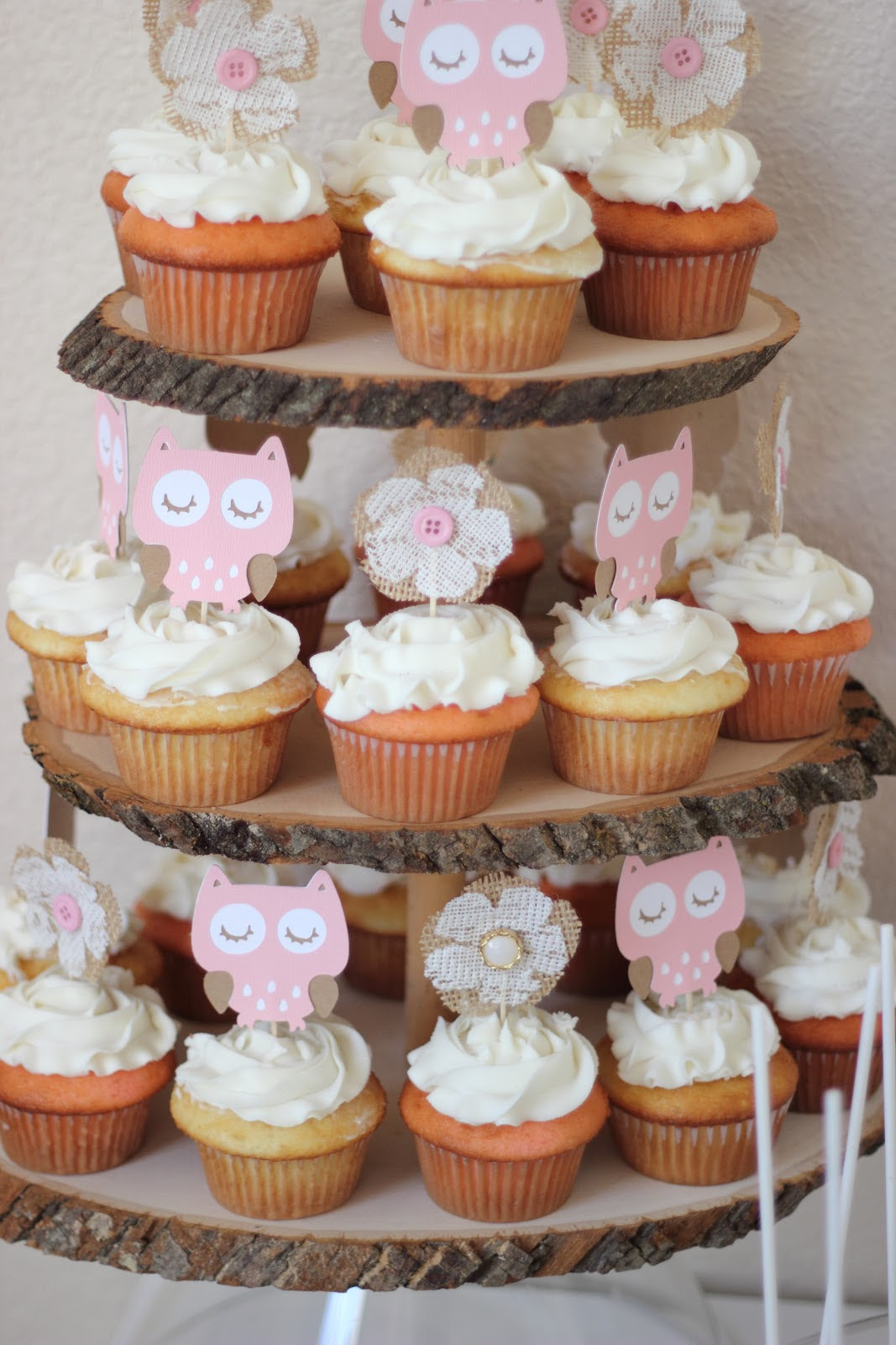 Pink Owl Baby Shower Girl Owl Decorations