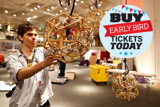 The 5th Annual World Maker Faire New York