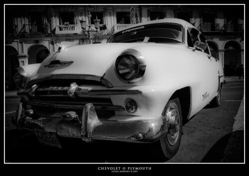 Chevrolet o Plymouth