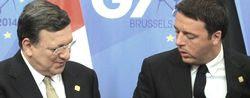 Barroso e Renzi
