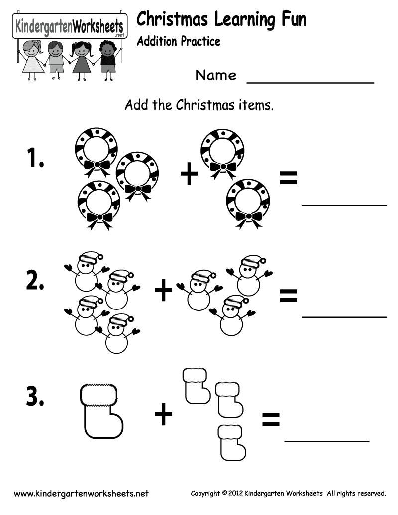Simple Addition Worksheets For Pre K  basic addition worksheets for preschoolers happy little