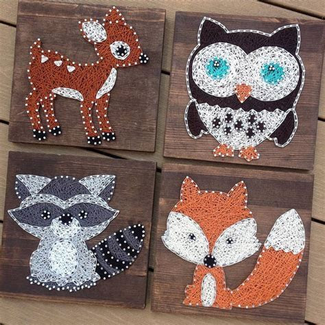 30  Creative DIY String Art Project Ideas   Page 5 of 5