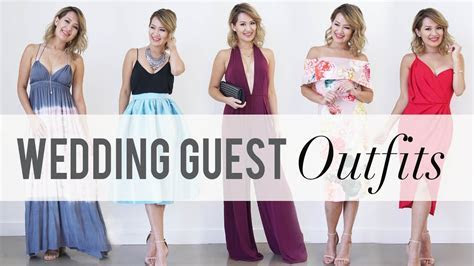 What To Wear to a Wedding   Outfit Ideas   ANN LE   YouTube